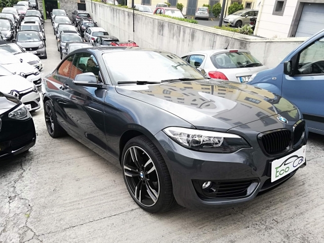 BMW Serie 2 - 218 D coupé